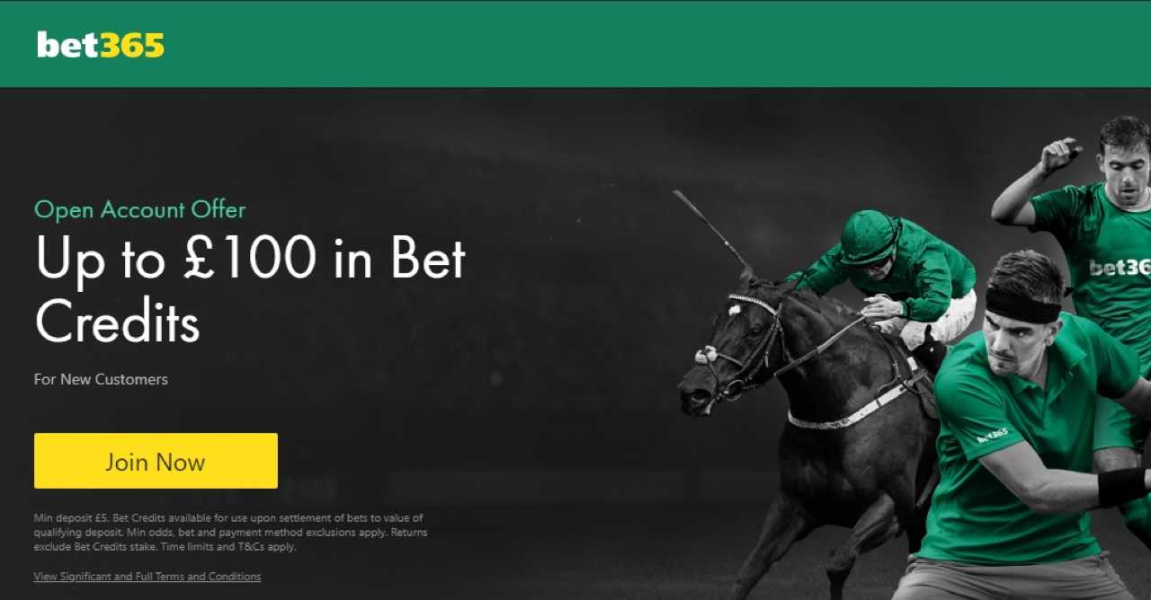 Betting limits bet365 bookies