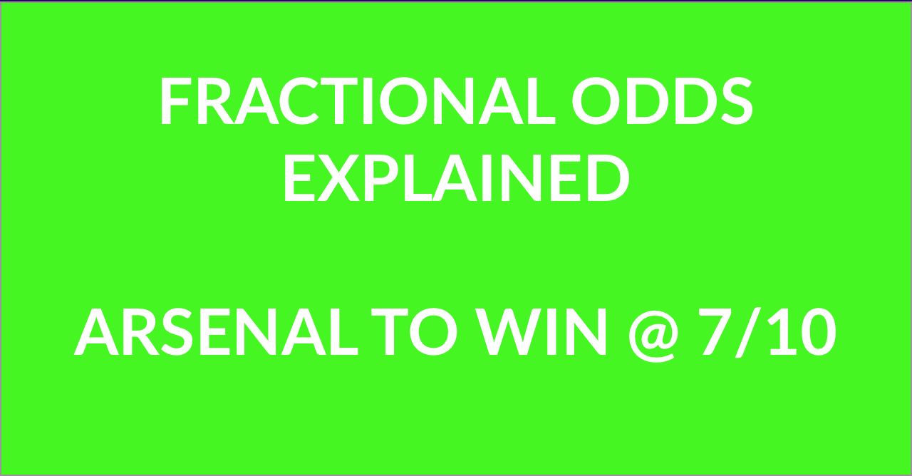 8/11 betting odds explained