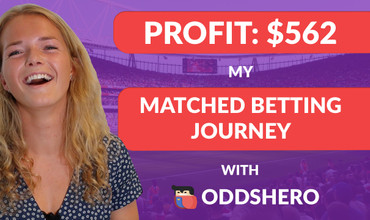 My Matched Betting Journey with Oddshero Week 3