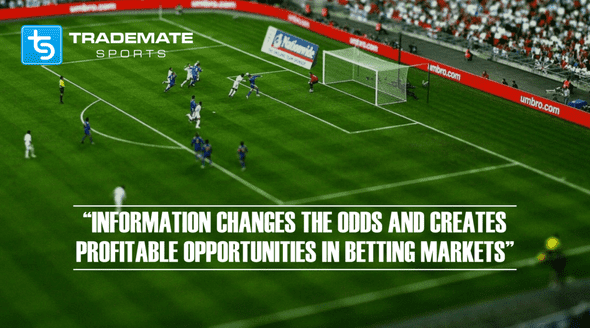 The theory behind value betting with Trademate Sports!